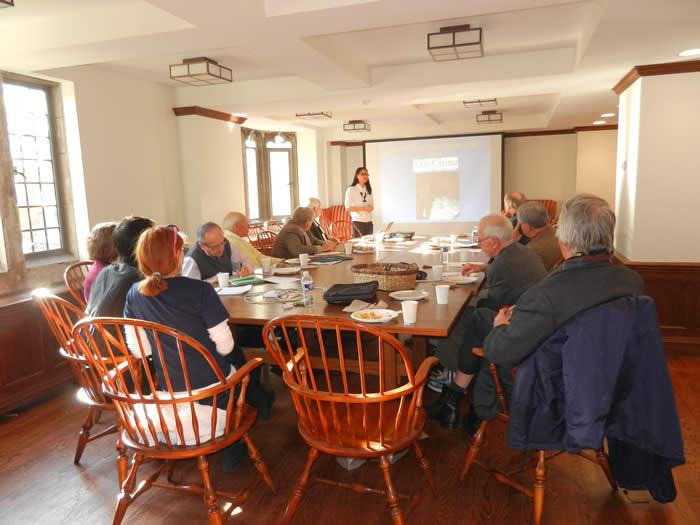 59 CLASS COUNCIL MEETING CALHOUN COLLEGE NOVEMBER 19, 2011