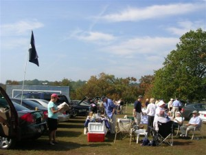 Yale-Dartmouth tailgate