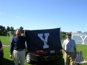 Yale Bowl tailgate